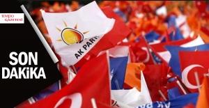 Flaş... AK Parti: Filyos, Çaydeğirmeni...