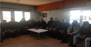 MHP adayı Ayan, seçim çalışmalarına başladı
