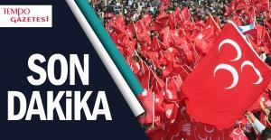 MHP ilçe adaylarını açıkladı…