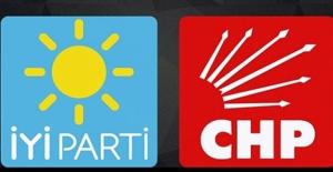 Sıcak Gelişme... Zonguldakta CHP-İYİ...
