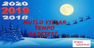 TEMPO GAZETESİ, yeni yıllar diler...