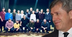 Vali Ahmet Çınar yazdı; 'Üç günlük Hökümet' sahnelenecek...