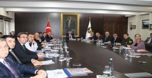 Vali Erdoğan Bektaş'dan KIŞ toplantısı...