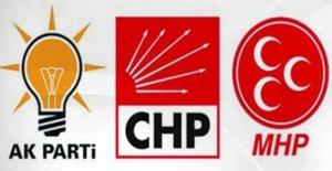 Zonguldak'ta yapılan araştırmada, Seçimi %41oyla o parti kazanmış?..