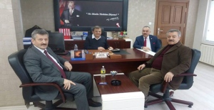 AK Parti, Alagöz'e başsağlığı diledi…