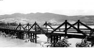 Çaycuma köprüsünün hikayesi