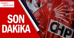 CHP'de Aday belli oldu…