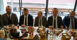Dr. Selim Alan: Vatandaşın yüzünü güldürecek projelerimiz hazır