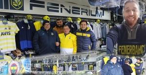 Fenerium TIR'ı Zonguldak'ta. Ürünler indirime girdi!...