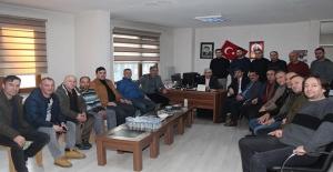 GMİS'den Tayfun Demir'e ziyaret…