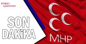 MHP'den aday oldu!..