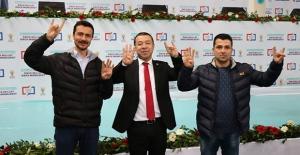 MHP'lileri AK Partili yaptı…