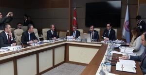 Milletvekili Ahmet Çolakoğlu Başkan oldu. İlk toplantı MADEN!...