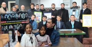Türkistan ölüyor, dünya sessiz kalıyor!..