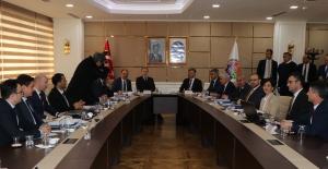 BAKKA yönetimi Karabük'te toplandı