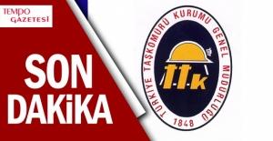 TTK İşçi alımı başvurusu kabul...