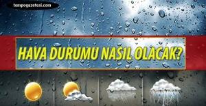 Zonguldak'a kar geliyor!..
