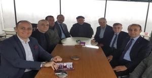 Ahmet Çolak, Uçar'a destek verdi