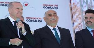 Cumhurbaşkanı ERDOĞAN: Erol Şahin, Ereğli'de elim-ayağım, herşeyim