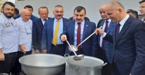 'Gara Mancar Çorbası' festivali düzenlendi
