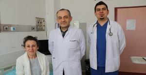 Türkiye'de nadir görülen hastalık Zonguldak'ta tedavi ediliyor