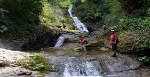 Süzek Kanyonu Macera Parkuru Mastır Planı hazırlandı