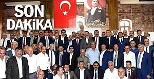 ÇAKAR, Tarım Bakanı PAKDEMİRLİ ile görüştü
