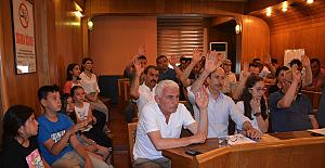 Çaycuma Belediye Meclisi'nden önemli kararlar