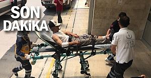 Kilimli'de bıçaklı kavga: 1 yaralı