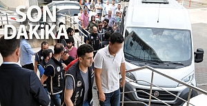 Zonguldak merkezli 7 ilde FETÖ operasyonu