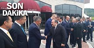 Bakan Varank Zonguldak'ta