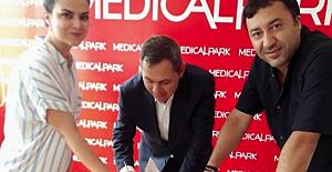 Başkan UYSAL Medical Park'ta...