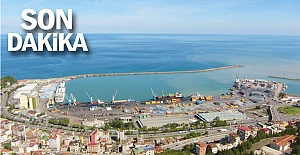 Bölgesi'nin ihracat yükünü Trabzon çekiyor