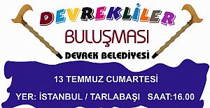 Devrekliler İstanbul'da buluşacak