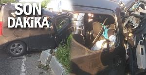 Şoför uyudu: Ağır yaralılar var...