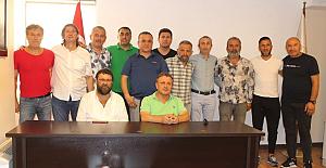 Zonguldak Kömürspor'da kongre yapıldı