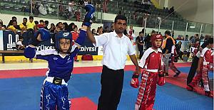 Zonguldaklı sporcu Türkiye Şampiyonu oldu