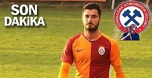 Galatasaraylı Sefa Özdemir Kömürspor'da