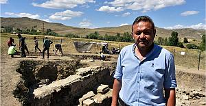 Satala Antik Kentinde kazı çalışmaları devam ediyor