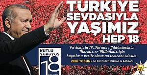 """""""Yapılamayanı yaptık, hedef güçlü Zonguldak"""""""