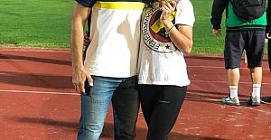 Melike Malkoç, Fenerbahçe forması altında 4. şampiyonluğunu hedefliyor