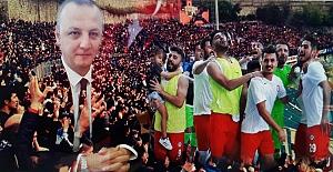 """""""Bir tane Zonguldak var bir tane Zonguldakspor var, Herkes sahip çıkmalı""""."""