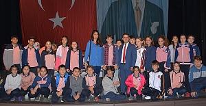Çaycuma'da Çocuk Belediye Başkanı