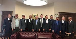 CHP'liler Kemal Kılıçdaroğlu'nu Zonguldak'ı anlattı...