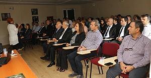 Zonguldak Belediyesi Hizmet İçi Eğitim Seminerlerine devam ediyor...