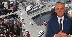 'Köprü altı esnafı Sosyete pazarına taşıyacağız'