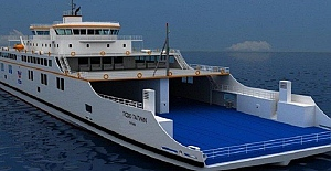 Zonguldak feribot seferlerine başlıyor...