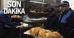 8 Ekmek Fırına ceza yağdı!..