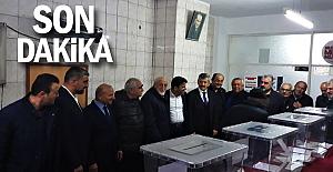 AK Parti Gülüç Belde Teşkilatı delege seçimlerini yaptı