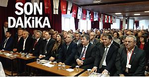 CHP Çaycuma İlçe Başkanlığı 12. Olağan Kongresi gerçekleştirildi